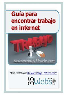 Guia de empleo e internet en Slideshare