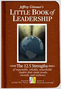 Little Book of Leadership by Jeffrey Gitomer