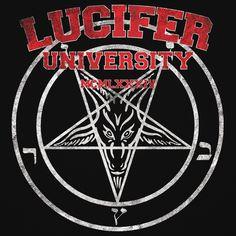 Blue Banana Occult Lucifer University