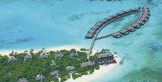 Hotel Zitahli Kuda-Funafaru 5* en Maldivas :)
