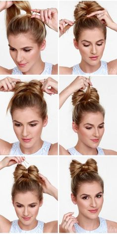 ClioMakeUp-Natale-capelli-acconciature-idee-fiocco-capelli-lulus.com