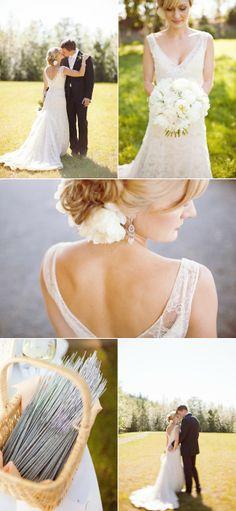 Snoqualmie Wedding by Tonhya Kae Photography