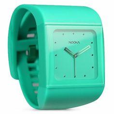Nooka Zub Zan 40 Watch - Neon Green