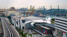 Vivocity by Toyo Ito, Singapore