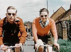 Image result for vintage cycle touring films