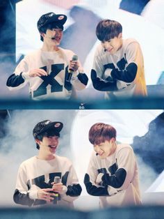 Exo D.O + Suho, this is so cute!