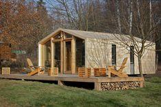 «Особняк» за неделю и $14 тыс. Сравниваем цены и качество модульных домов