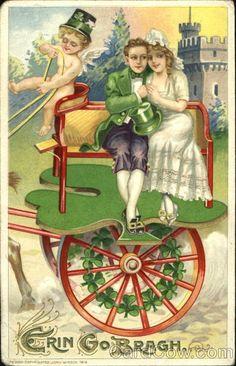 Erin Go Bragh Samuel L. Schmucker St. Patrick's Day