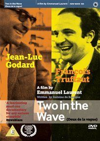 TWO IN THE WAVE 2010 Documentary charting the rise and fall of the friendship between Jean-Luc Godard and Francois Truffaut, the two leading filmmakers of the French New Wave in the 1950s and '60s