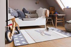 Idea for a boys room.
