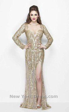Primavera Couture 9983 Dress - NewYorkDress.com