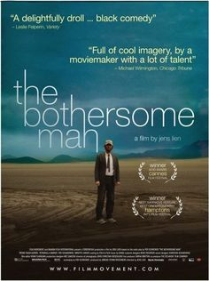 The bothersome man- Jens Lien, thats awesome!