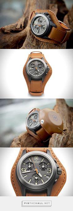 Gift idea: Victorinox Swiss Army Original Watch | $279 on sale from Amazon #holidaygifts #spon #timepiece