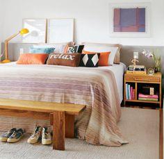 Separamos 10 ideias de decoração para repaginar completamente seu quarto, deixando-o mais bonito e cheio de personalidade.