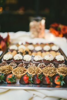 #dessert-table  Photography: Kate Ignatowski - www.kateignatowski.com/  Read More: http://www.stylemepretty.com/2014/05/27/art-deco-inspired-wedding/