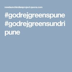 #godrejgreenspune  #godrejgreensundripune