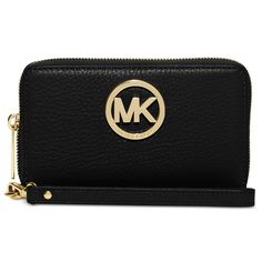 Michael Kors Flat Multi-Function Phone Case, Women's