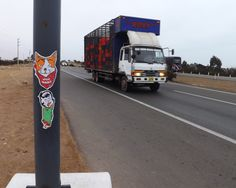 Street Stickers Peru
