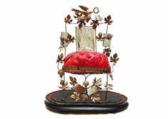 Globe de Mariee. French Wedding Throne and by LeBonheurDuJour, $250.00  antique wedding keepsake