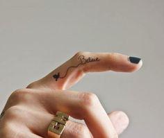 Tatuajes fashion: fotos de los modelos