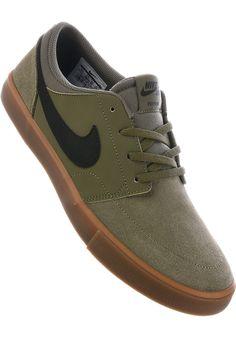 Nike-SB Solarsoft-Portmore-II - titus-shop.com  #MensShoes #MenClothing #titus #titusskateshop