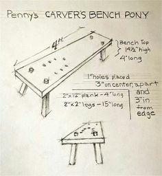 Bench horse