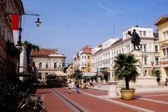 Szeged. Hungary Foto: Éva Somodi Hungarian Paprika, Heart Of Europe, My Land, Homeland, Places To Go, Landscapes, Street View, Country, Travel