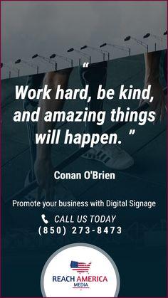 Home Digital Signage Promote Your Business Digital