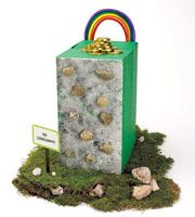 St. Patrick's Day: Build a Leprechaun Trap