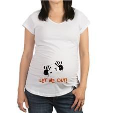 Halloween Pregnancy T Shirt.Halloween Maternity T Shirts