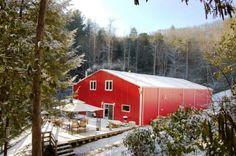 Remote Home on 8 acres, Cherokee, North Carolina