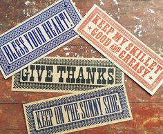 """White's Mercantile on Instagram: """"Our postcards say it best! We love the way these look framed too! #givethanks #blessyourheart #keeponthesunnyside #keepmyskilletgoodandgreasy #itemoftheday #southern #nashville #cutesigns #instoreonly #whitesmercantile"""""""