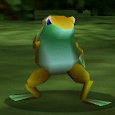 New trending GIF on Giphy dance frog wiggly boi gettin it frog Despicable Me Gif, Dankest Memes, Funny Memes, Cartoon Memes, Funny Gifs, Dancing Baby, Cute Frogs, Frog And Toad, Animal Memes