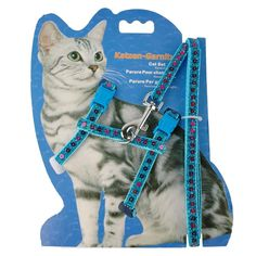 Nylon Safety Control Pet Adjustable Harness and Leash