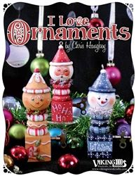I Love Ornaments by Chris Haughey