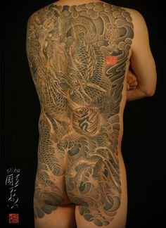 THE ART OF IREZUMI