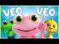 Veo Veo - Canciones Infantiles en Español - Mundo Infantil - YouTube Youtube, Messages, Blog, World, Happy, Nursery Rhymes Preschool, Baby Songs, Sensory Activities Preschool, Cute Animals
