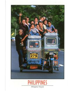 Forget safety when you're in the Philippines. Just have fun! Lol #KonbiniRentals…
