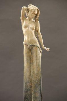 www.artpeoplegallery.com Michael Talbot Sculptor #artpeople
