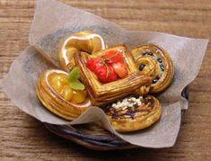 Cinco tipos de pan