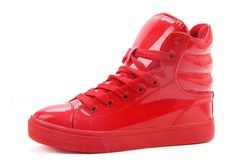 RED FLUORESCENT CANDY PATENT $120.00