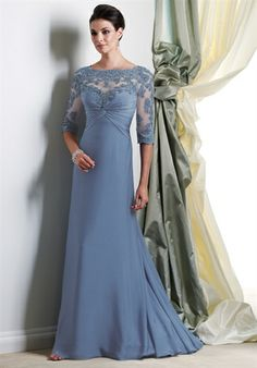 Love this for the mother of the bride dress