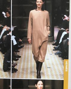 GAP collections ´98-´99 Autumn/Winter 1100 original photos, hère Martin Margiela for Hermes