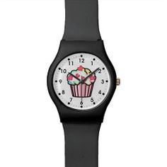 Cupcake Love Watches