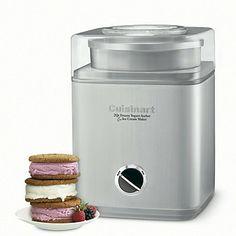 "Cuisinart ""Pure Indulgence"" 2-Quart Ice Cream, Yogurt & Sorbet Maker   Bloomingdale's"