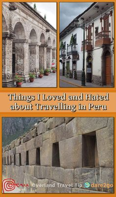 Peru, a cradle of civilisation, has much to love – and some things to hate. We spent a long time in Peru and saw a lot more than most tourists do. Outside the main tourist regions, Lima and the Sacred Valley around Cusco, you will discover many surprising traces of much older civilisations – dating back over 5000 years. But you are also confronted with the ugly side of this country, like the trash and the insane traffic. Read our summary of 6 months travelling in Peru!