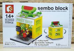 เลโกราน sembo block : Fruit Shop (รานผลไม) มตวตอ 111 ชน size XL สดนารก สดเท อด อด กลองละ 100 บาท สนใจทกมาคยกนนะคะ line id : @erx3539o หรอ line id : kulitoy44// ซอ 4 กลองขนไปสงฟรลทบ. #ตวตอโลโก #ตวตอจว #ตวตอนาโนบลอค #ตวตอรานคา #เลโกจว #เลโกราคาถก #เลโกรานคา #โลโกนารก #toys #semboblock #shopping #toythailand #toy_thailand #legostagram #legos #legoshop #nanoblocks #miniblocks #toythailand #diamonblock #legoland