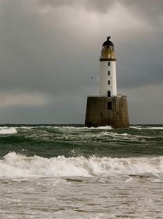 Rattray Head Lighthouse, Scotland by John| Flickr - Photo Sharing!