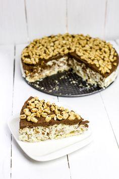 Ciasto Kinder Country to ciasto inspirowane znanymi batonikami o tej samej nazwie. Proste, szybkie do wykonania ciasto bez pieczenia, przepyyszne!