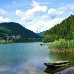 Lago di Pinè - Italy by Lisa Cavalli